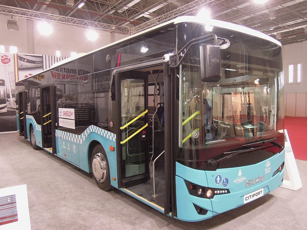 Promising Mix Of International And Local Bus Coach Manufacturers At Busworld In Kazakhstan